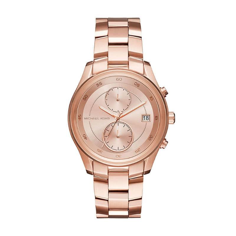 Michael Kors Briar Rose Gold Watch for Ladies - Sunlab Malta 0fcb8f5aa8