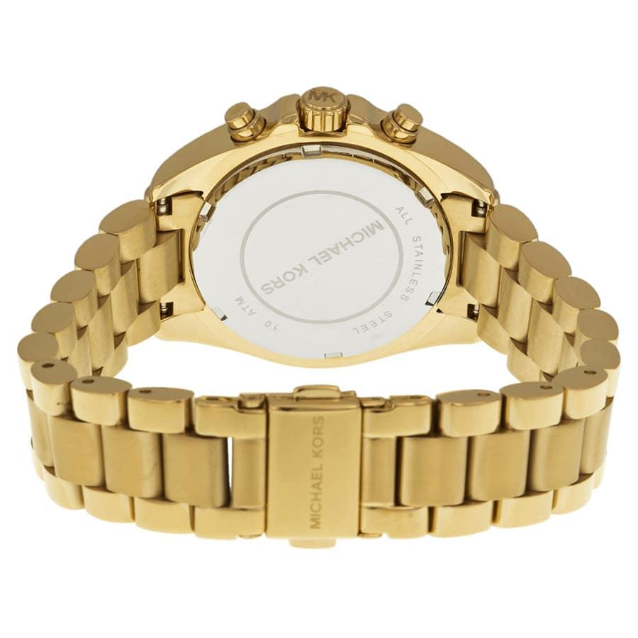 b18c9c6ca837 Michael Kors Women s Bradshaw Gold-Tone Watch MK5798 - Sunlab Malta