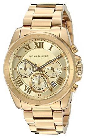 f7ed0018afad49 Michael Kors Brecken Chronograph Ladies Watch, MK6366 - Sunlab Malta