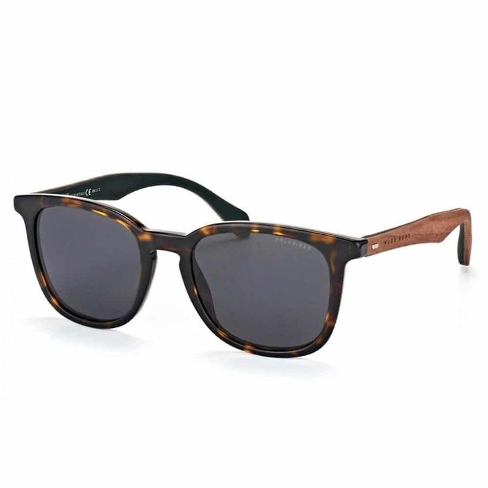 c308e5d0ed83 Hugo Boss Dark Havana Sunglasses Women Brown/Black 0843/SRAH52RA ...