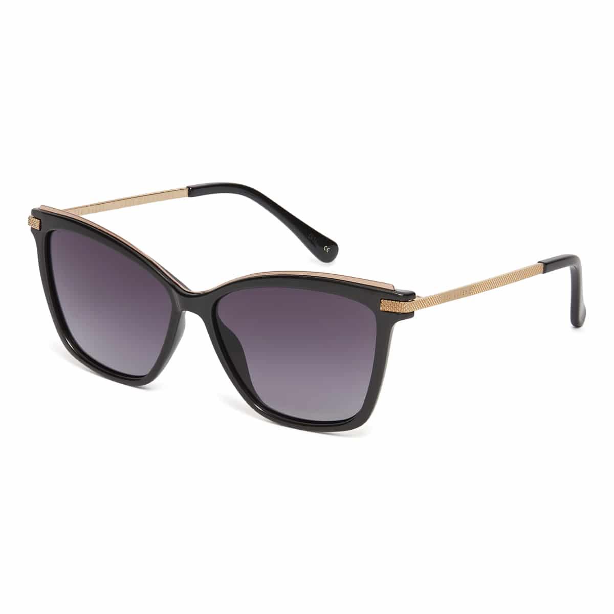 c3f6cc7eff4 Ted Baker Women Black Marlo Sunglasses