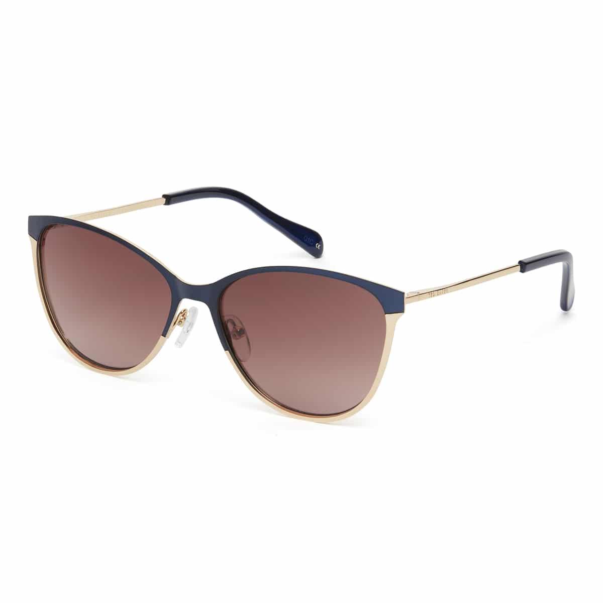 ef10eaec0 Ted Baker Women Brown Mila Sunglasses