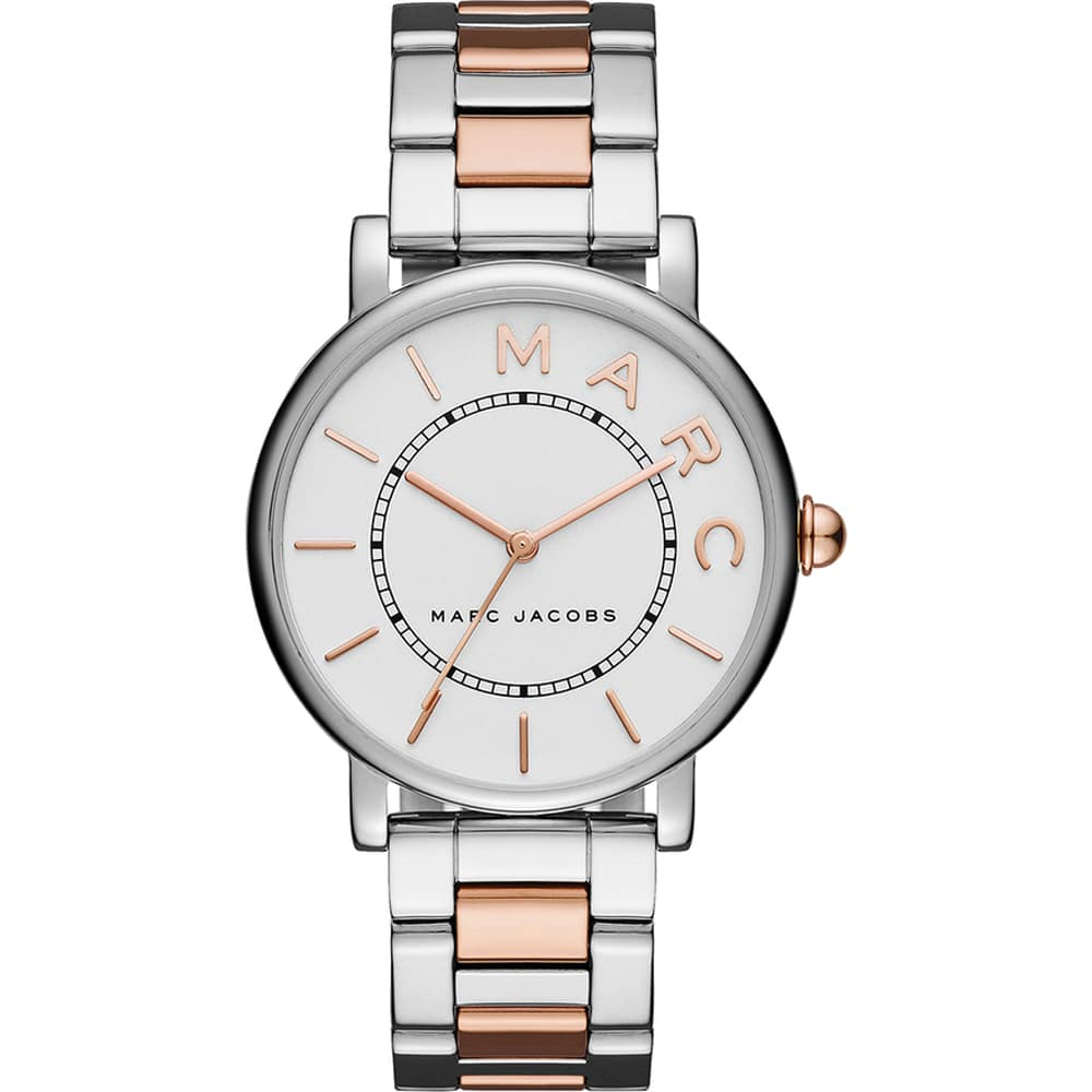 marc jacobs classic womens watch silverrose gold mj3551