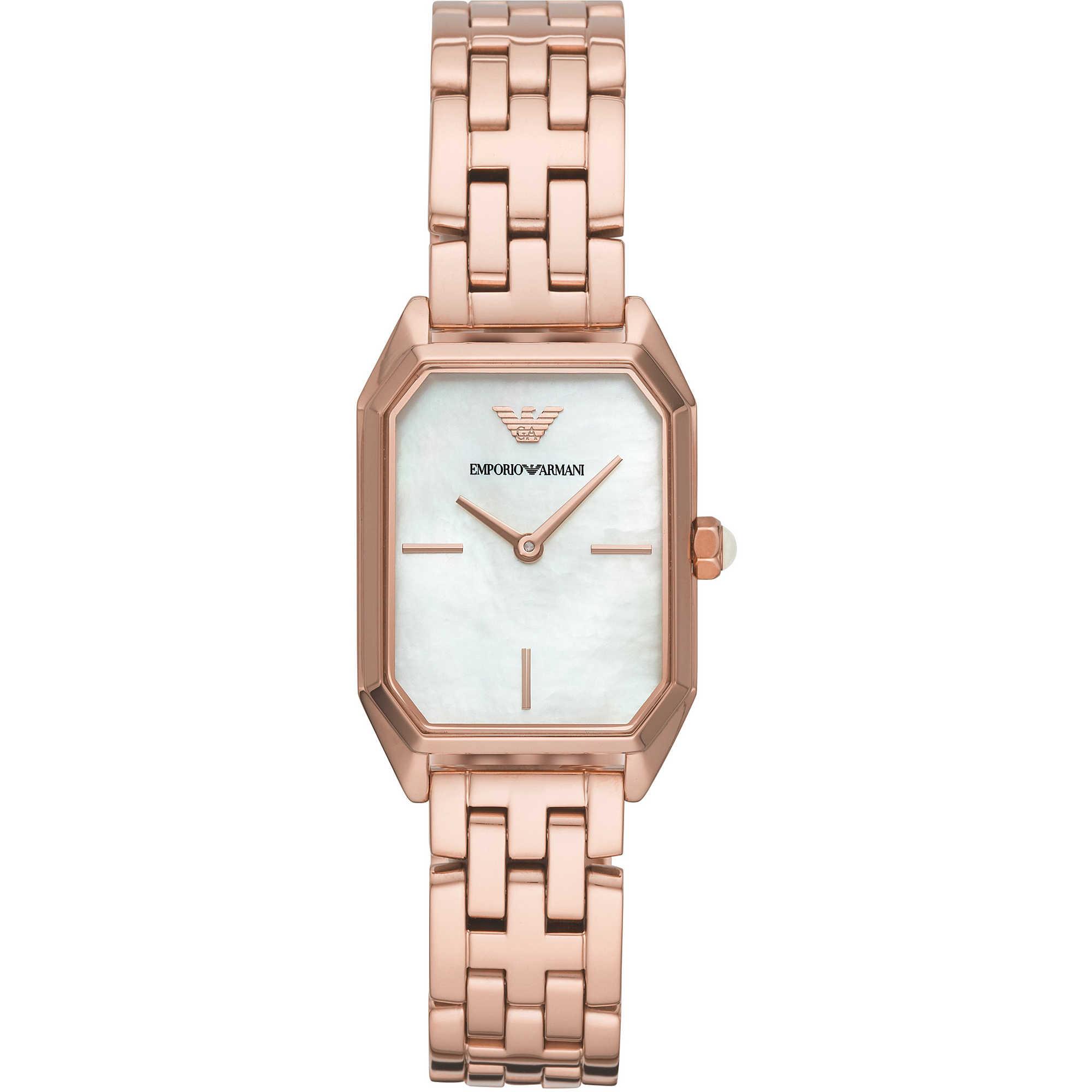 4d7a1f62be Emporio Armani Gioia Women's Watch Rose Gold AR11147 - Sunlab Malta