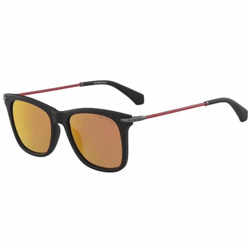 2258c2a840 Calvin Klein Jeans Sunglasses Unisex Orange CKJ512S-002 - Sunlab Malta